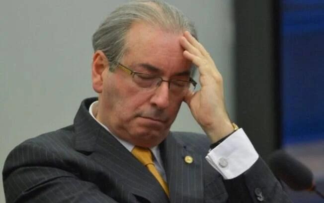 Preso desde outubro, ex-presidente da Câmara Eduardo Cunha está