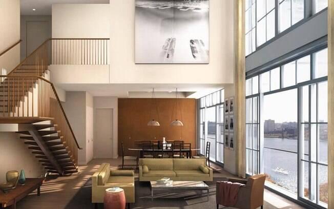 Apartamentos em Nova York tm elevadores de carros