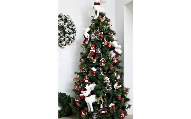 Rvores De Natal Lindas Veja 35 Ideias Para Se Inspirar Decorao IG