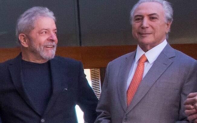 Juiz Sérgio Moro aceitou que o presidente Michel Temer e o ex-presidente Lula sejam testemunhas de Eduardo Cunha