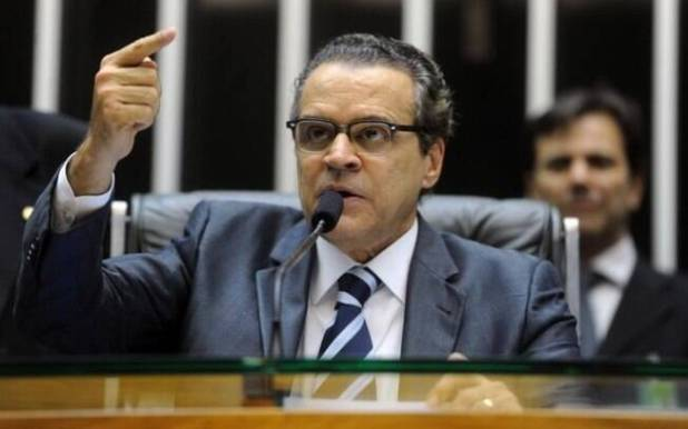 Alvo da Operação Lava Jato, Henrique Eduardo Alves, assim como Eduardo Cunha, já foi presidente da Câmara