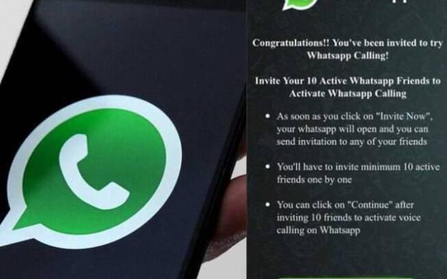 Recurso de ligação do WhatsApp vira isca para golpes online nas mãos de cibercriminosos