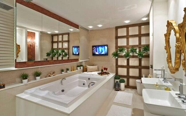 Ideias para renovar o banheiro  Arquitetura  iG