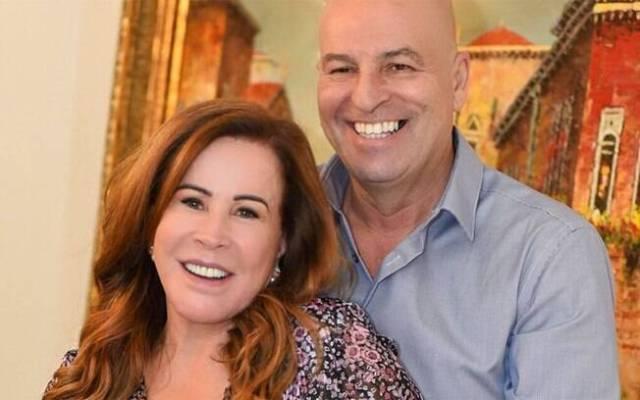 Zilu Camargo e Antonio Casagrande