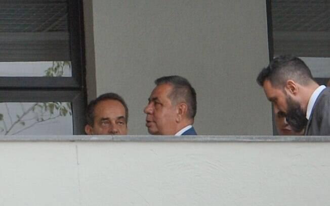 Presidente da Alerj, Jorge Picciani, foi conduzido coercitivamente pela Polícia Federal para depor