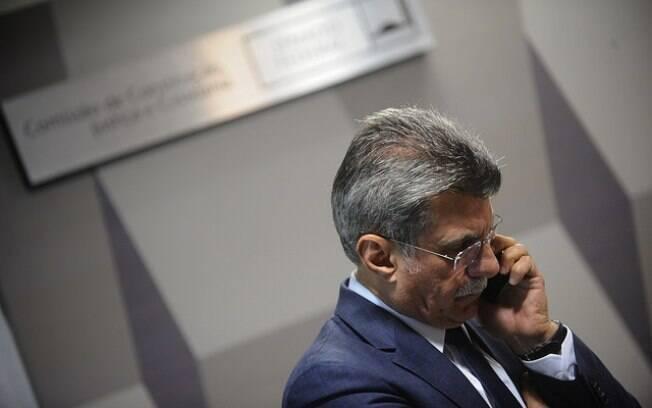 Denúncias da Lava Jato já derrubaram Romero Jucá (foto) e Henrique Eduardo Alves da equipe de Temer