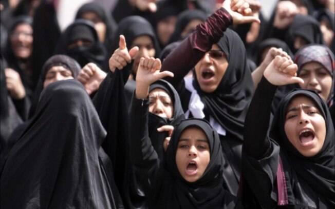 Há cerca de 900 milhões de sunitas no mundo e ao menos 120 milhões de xiitas, sugerem estudos