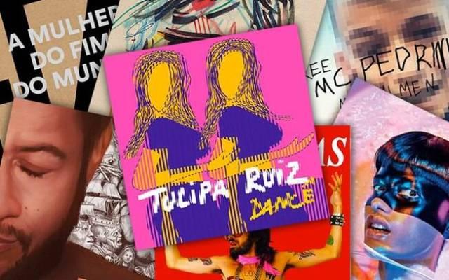 Conheça os 15 melhores discos de música brasileira lançados em 2015