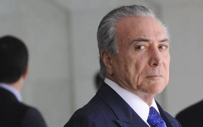 Michel Temer diz que conheceu Zelada apenas por ocasião de sua indicação para a Petrobras