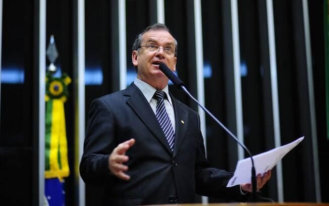 O deputado Rogério Peninha Mendonça, o autor do projeto de lei que tenta revogar estatuto
