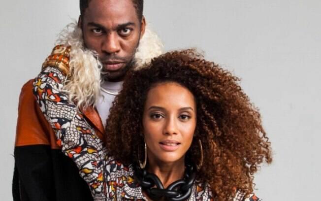 Lázaro Ramos e Thaís Araújo serão o casal Brau e Michelle na série 'Mister Brau'