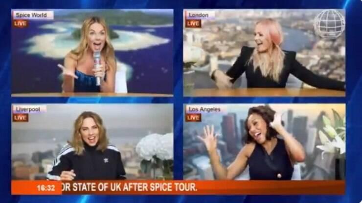 Spice Girls anunciam retorno do grupo mas sem Victoria