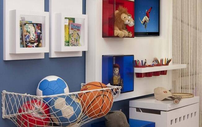 Organize o quarto do seu filho  Dicas para a Casa  iG