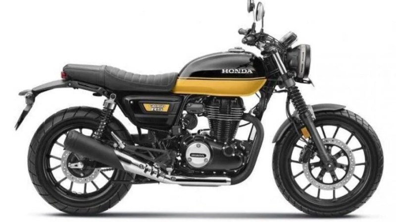 Honda CB 350: apelo esportivo e com baixo custo, mas voltado apenas para o mercado asiático, diz a fabricante