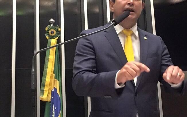 O deputado federal Mauricio Quintella (PR-AL) é o novo ministro dos Transportes, Portos e Aviação Civil. Foto: Reprodução/Facebook