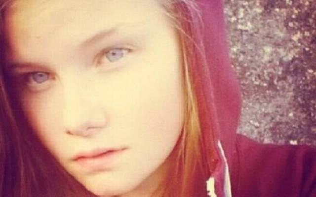 A jovem Lisa Borch, de 15 anos: brigas com a mãe eram frequentes, segundo conhecidos