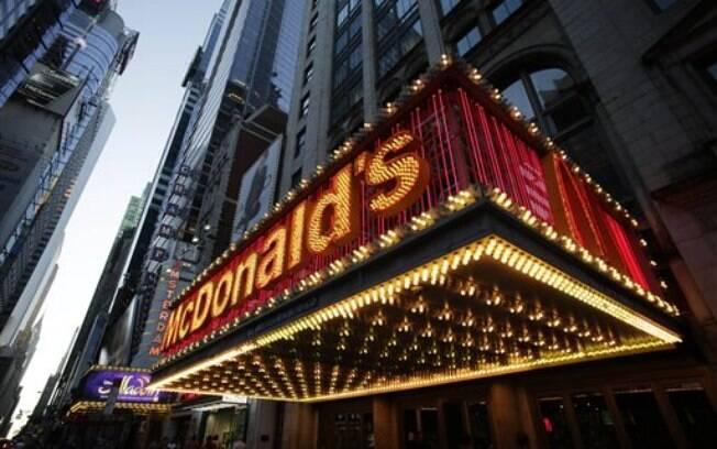 5º lugar: McDonald's (Hotéis e restaurantes). Foto: Mark Lennihan/AP - 5.9.14