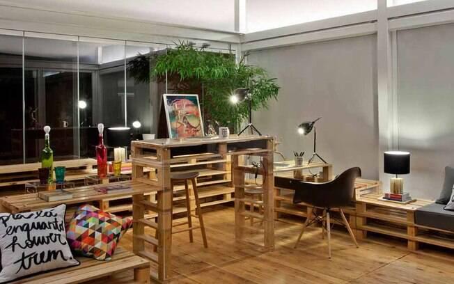 Decore os ambientes da casa sem gastar  Dicas para a Casa  iG
