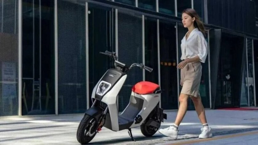 Honda U-BE costs a little more than the equivalent of R$ 2,500 in its cheaper version, but it is not yet confirmed in Brazil
