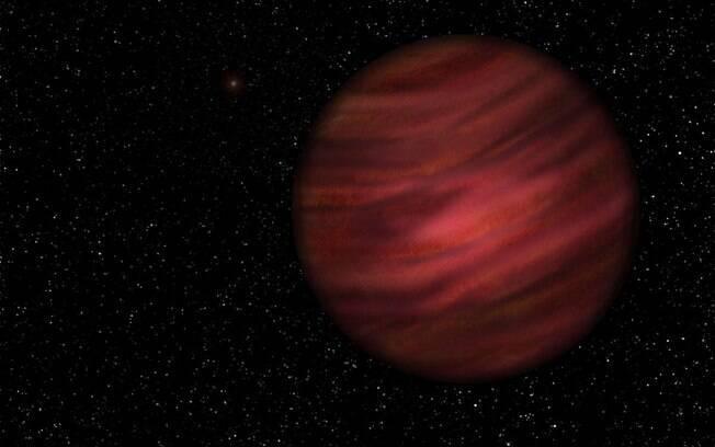 Equipe internacional estuda o planeta conhecido como 2MASS J2126-8140