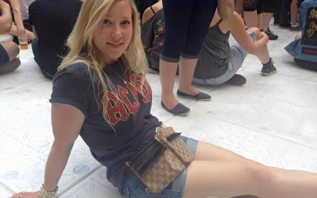 Doença da britânica Rebecca Morris-Roberts entra em ação quando ela tem ataque de nervos