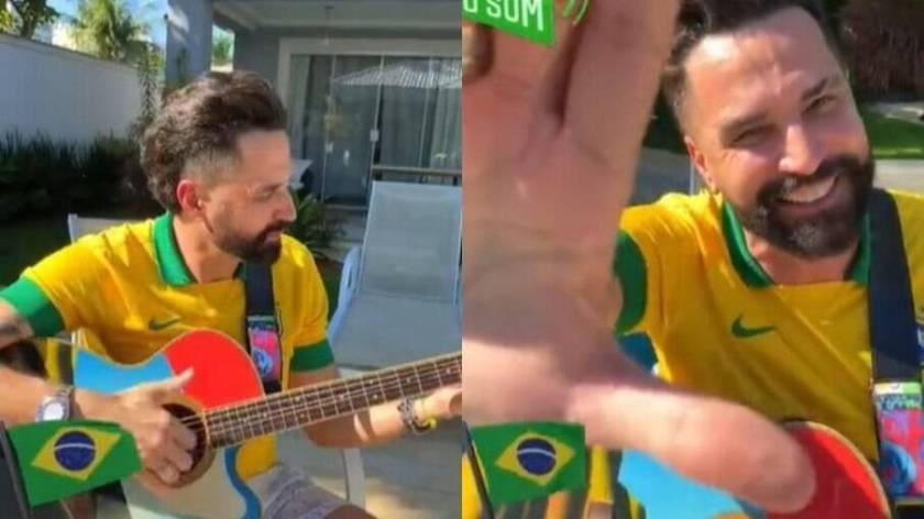 Latin singer, 48 years old