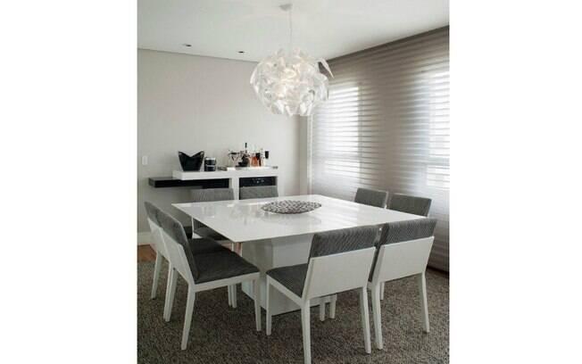 Salas de jantar para inspirar a decorao  Decorao  iG