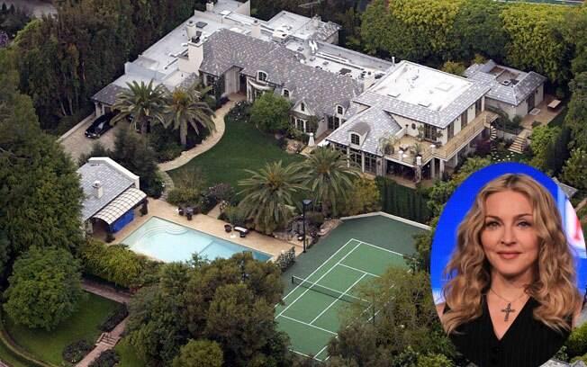 Manso dos famosos Celine Dion coloca casa  venda por R