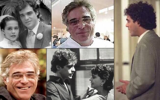 Rodolfo Bottino atuou em diversas novelas da Globo nos anos 1980 e 1990 como