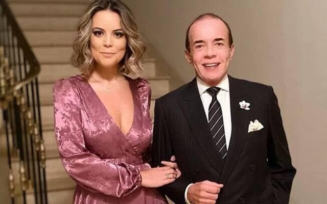 Fernanda Rizzi e Chiquinho Scarpa
