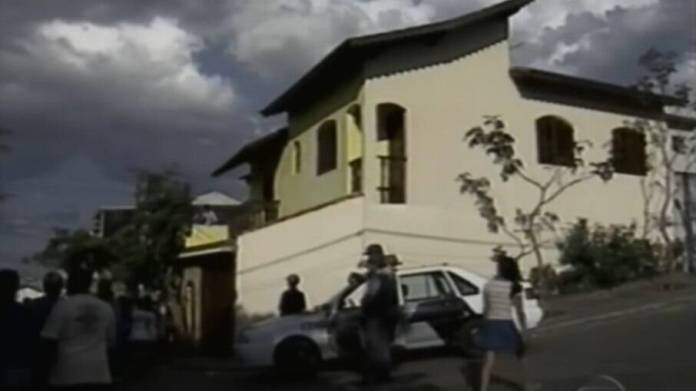 Casa dos sequestradores de Patrícia Abravanel
