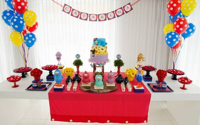 14 projetos de festas para meninas  Filhos  iG