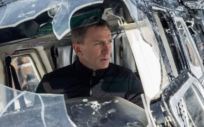 Daniel Craig em cena de