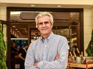Manny Vegas é COO (diretor de operações) do Abbraccio Cucina Italiana Brasil