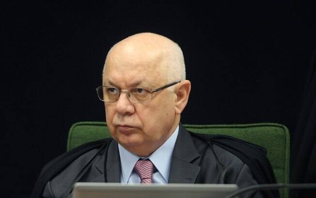 O ministro Teori Zavascki, do STF: