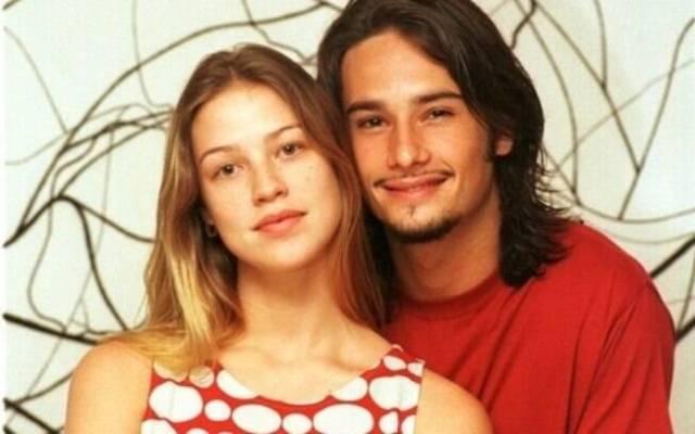 Luana Piovani e Rodrigo Santoro