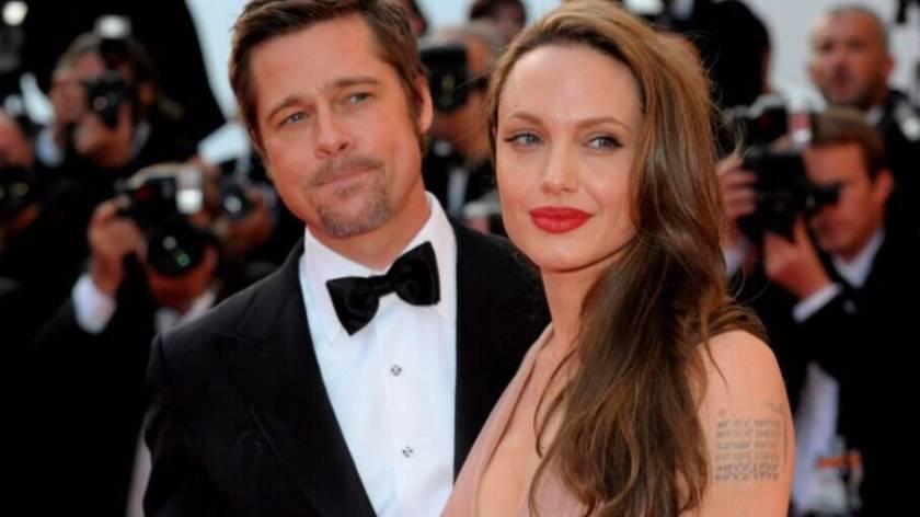 Angelina Jolie talks about separation from Brad Pitt