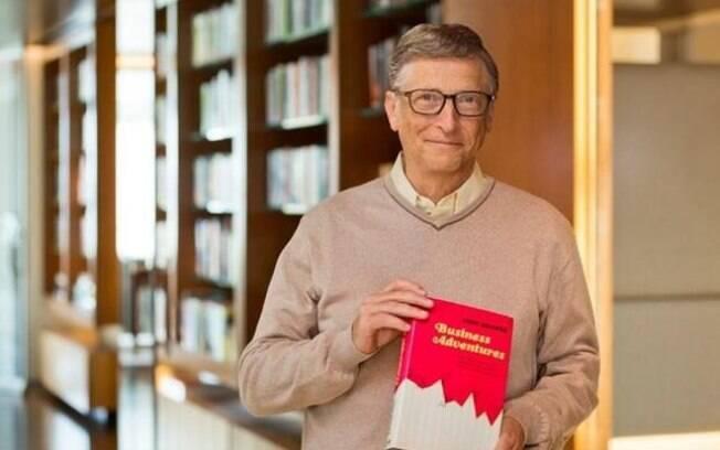 Bill Gates, fundador da Microsoft, lidera o ranking com um patrimônio de US$ 79,2 bilhões