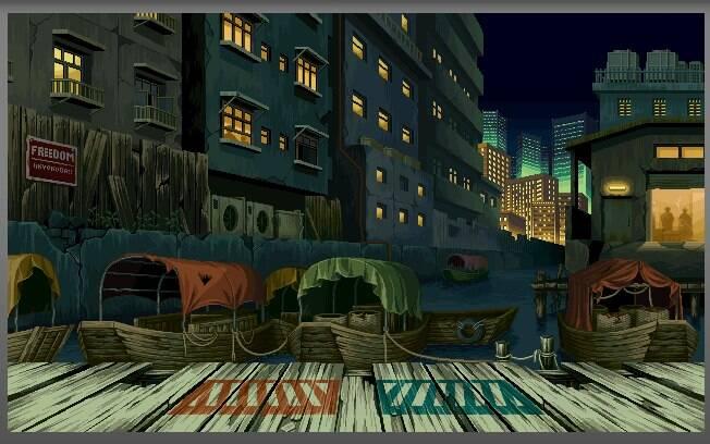 Cenrios De Jogos De Luta 2D A Pixel Art Em Sua Melhor