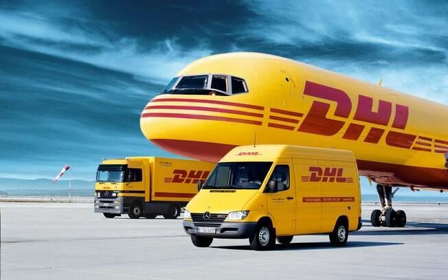 22º lugar: DHL (Transporte). Foto: Divulgação
