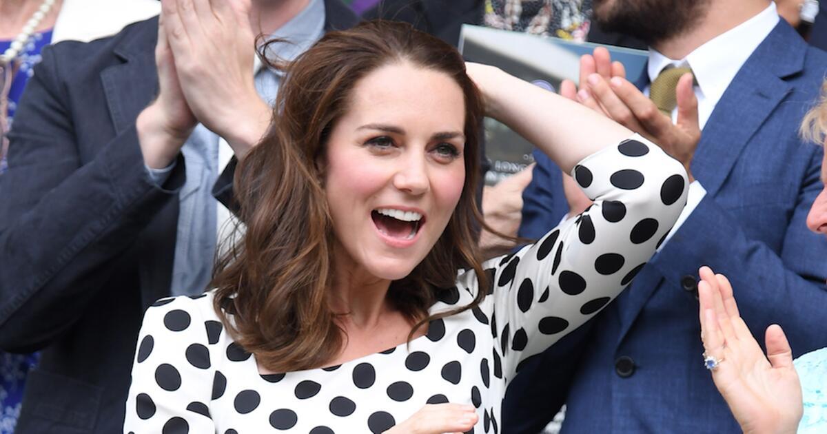 Herzogin Kate Haare ab Ihre neue Frisur sieht toll aus