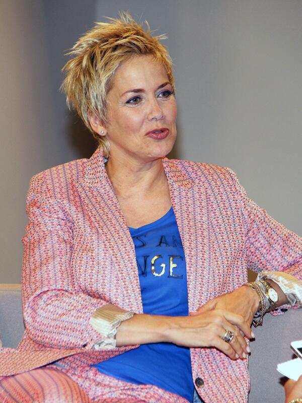 Inka Bause Zdf Setzt Talkshow Inka Ab Web De Frisur Ideen
