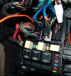 i checked fuse 34 with the key on and it had power and was good so that eliminated a faulty pcm relay and related wiring the next step was to locate the  [ 1024 x 768 Pixel ]