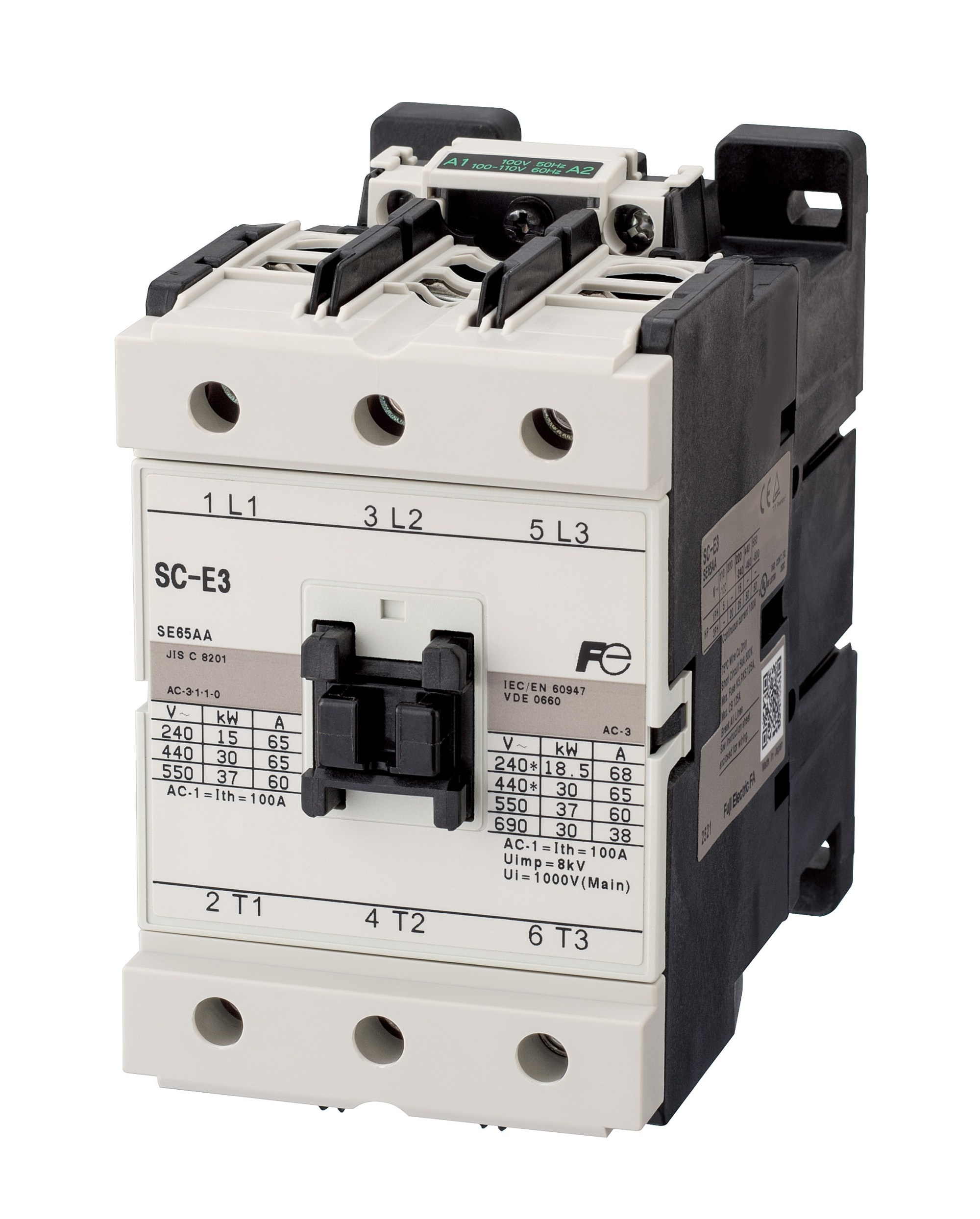 hight resolution of contactors thermal overload relays