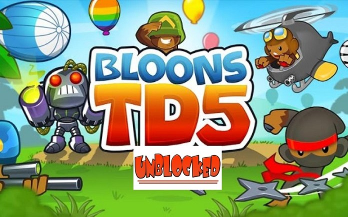 Bloons Tower Defense 5 Unblocked Games Bloons Td 5