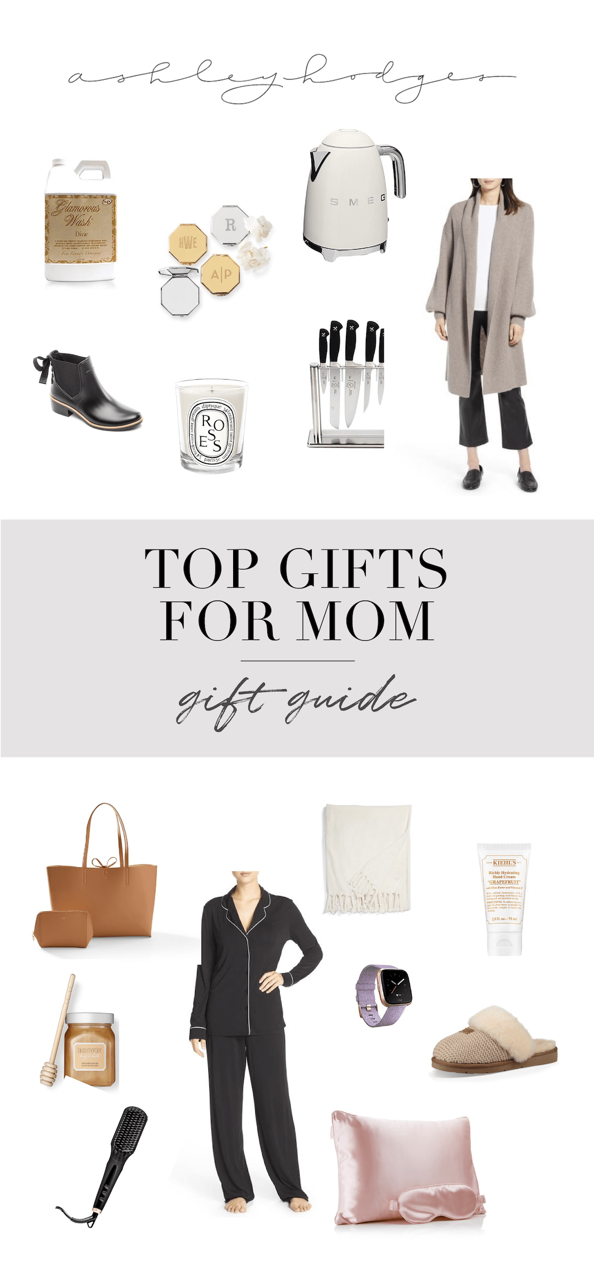 Unique Gifts For The Mom Who Has Everything Ashley Hodges