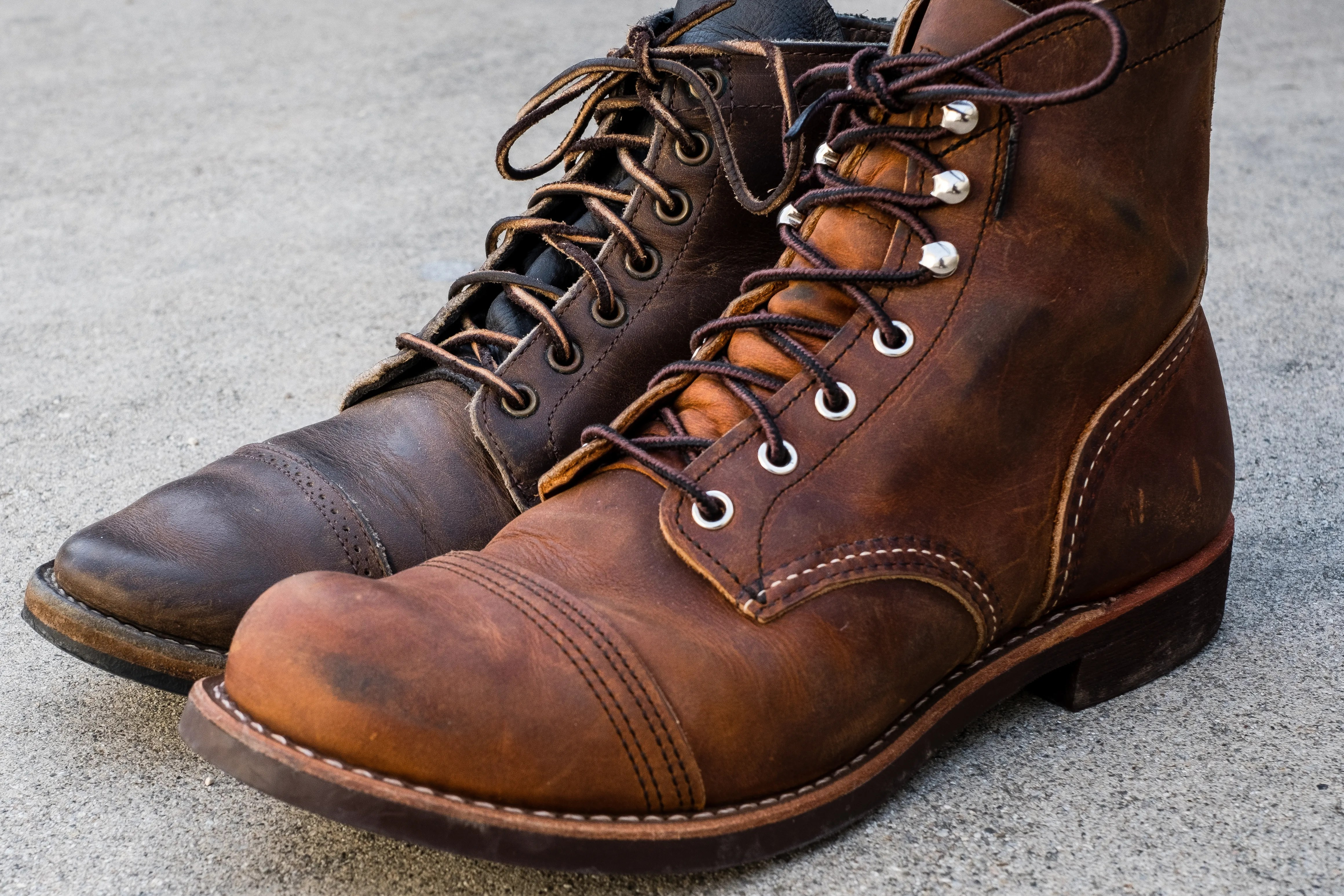 red wing 8085 copper