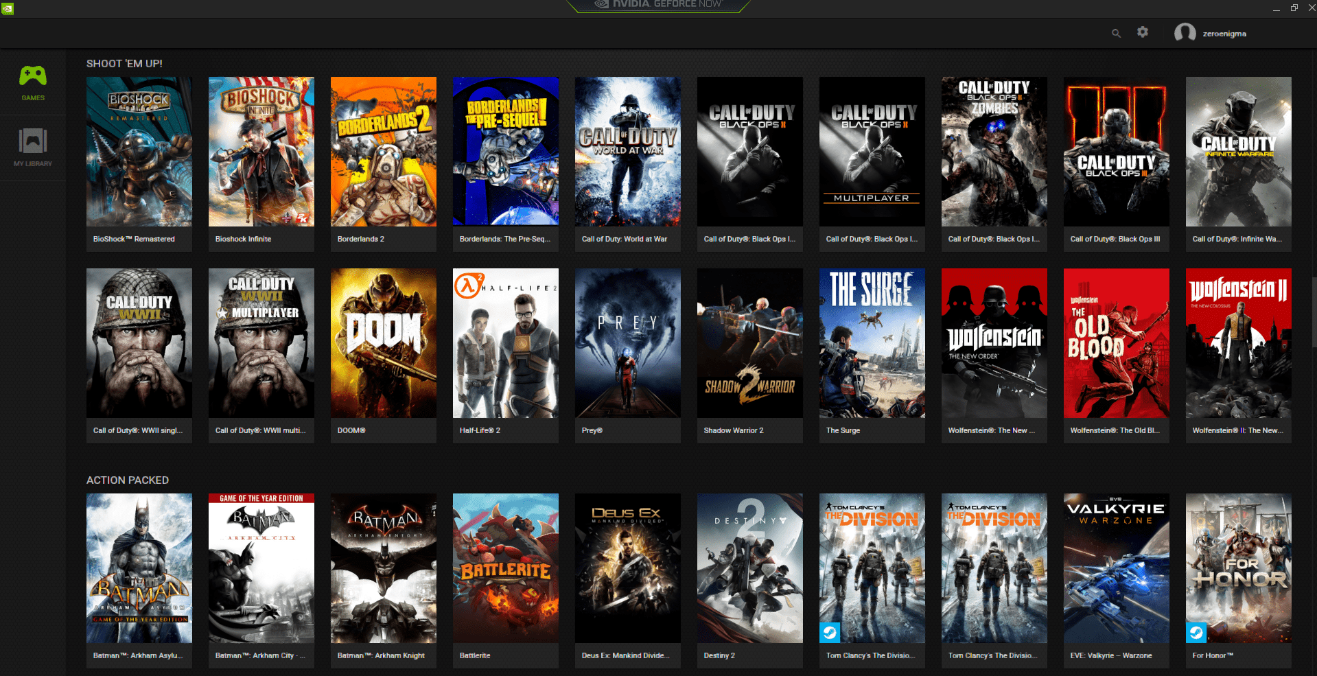 Geforce Now Beta For Pc A Deeper Look At The Streaming