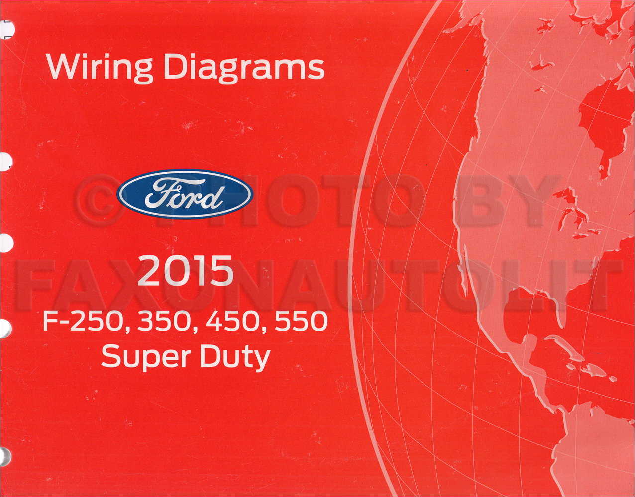 hight resolution of hight resolution of 2015 ford f250 f550 super dutytruck wiring diagram manual original 2015 ford f550