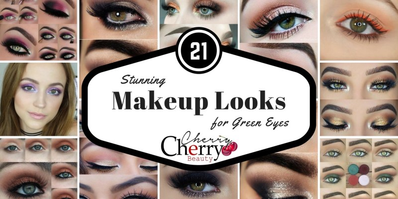 21 Stunning Makeup Looks For Green Eyes
